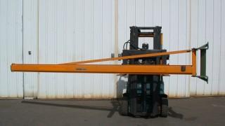 Potence Murale 250 kg / Portée 4m