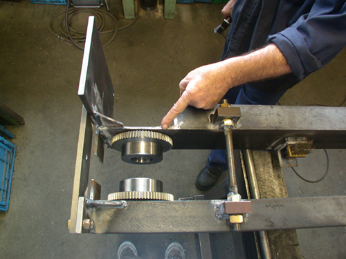 Pont roulant fabriquant