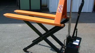 Transpalette Haute Levée Electrique OMG