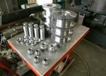 Fabrication de pièces mécaniques sur mesure, galets